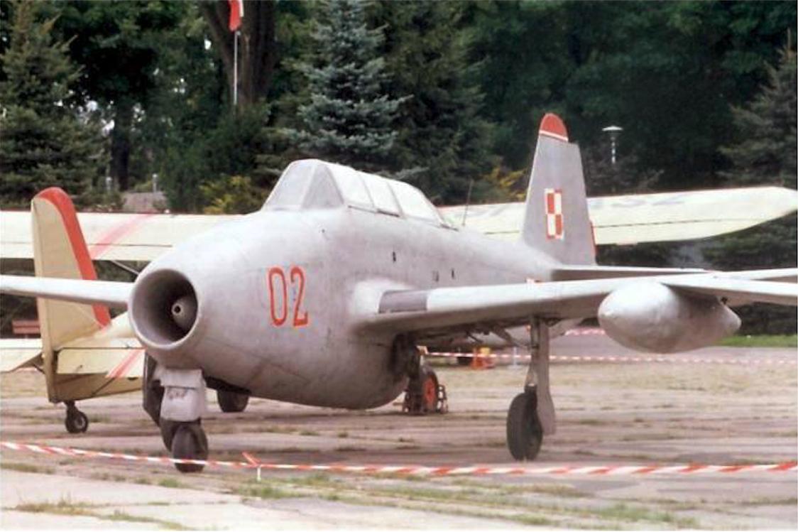 Jak-17 UTI (W) Czyżyny 2006 rok. Zdjęcie LAC