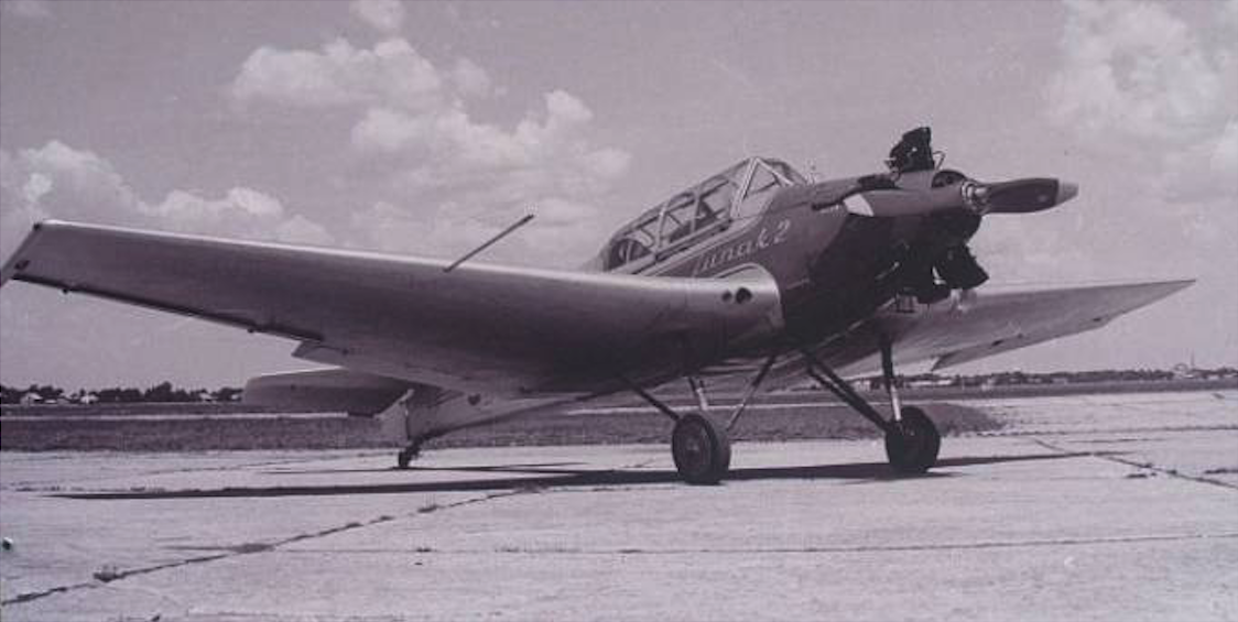 PZL Junak-2. Zdjęcie LAC