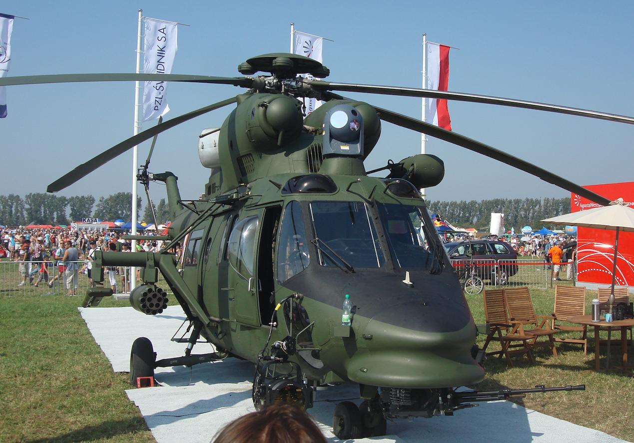 W-3 PL Sokół – Głuszec nb 0819 bojowy. 2011 rok. Zdjęcie Karol Placha Hetman