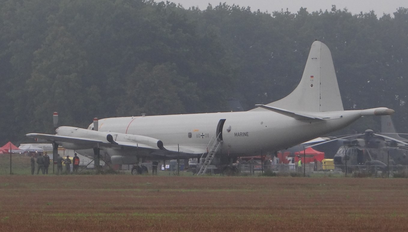 PC-3 Orion Nb 60x08 German Navy MFG-3. 2016 rok. Zdjęcie Karol Placha Hetman