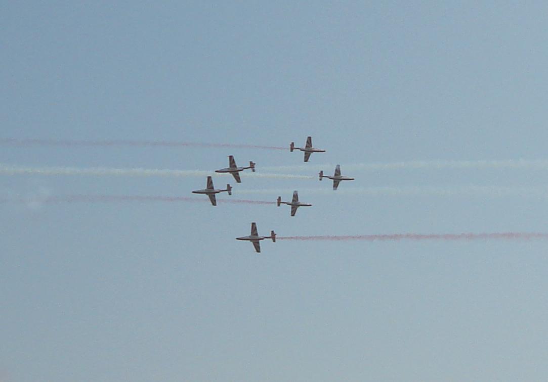 Zespół Biało-Czerwone Iskry. 2011 rok. Zdjęcie Karol Placha Hetman