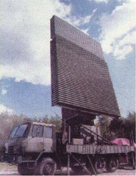 Antena NUR-12 2005 rok. Zdjęcie PIT
