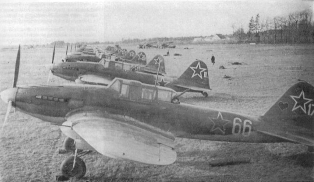 Ił-2 1945 rok. Zdjęcie LAC