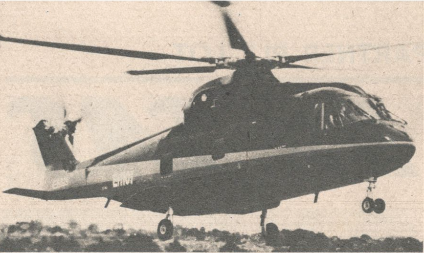 EH-101. 1988. Photo LAC