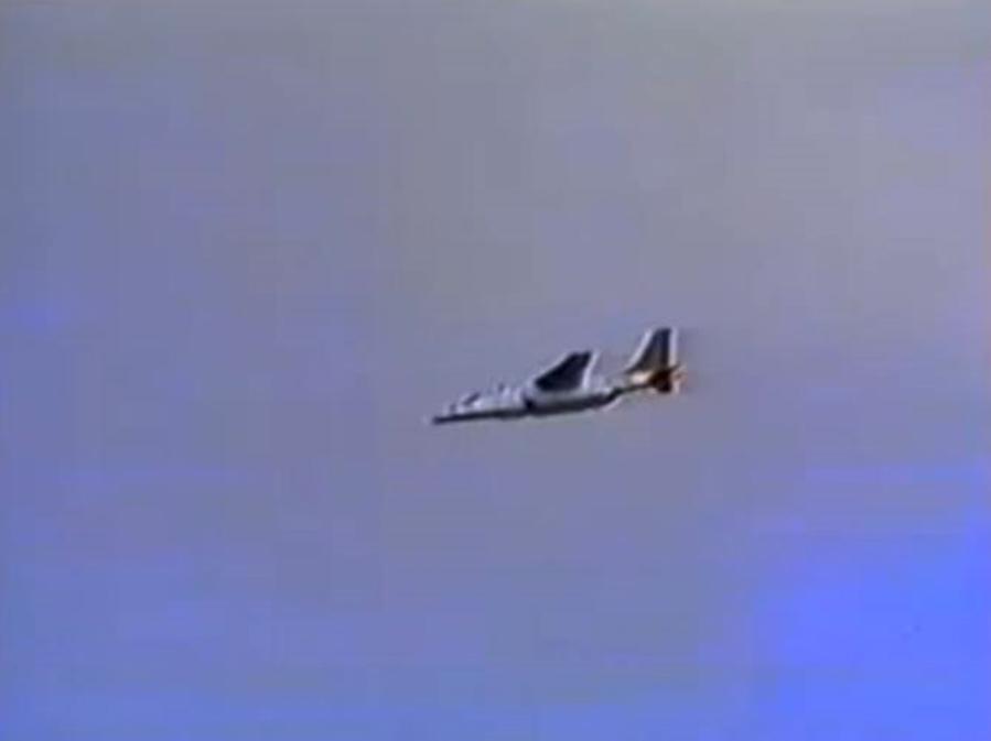 PZL I-22 Iryda Ławica 1991 rok. Zdjęcie LAC
