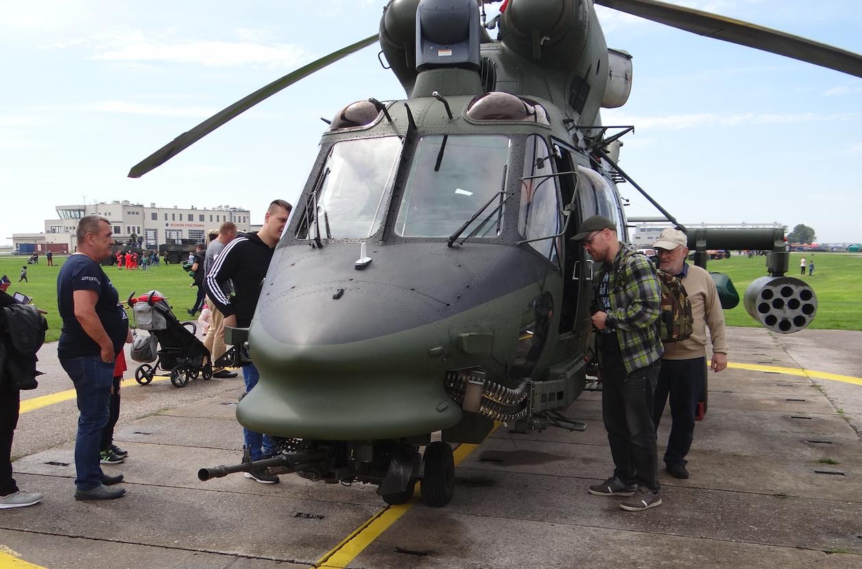 PZL W-3 Głuszec nb 0819. Inowrocław. 2019. Photo by Karol Placha Hetman