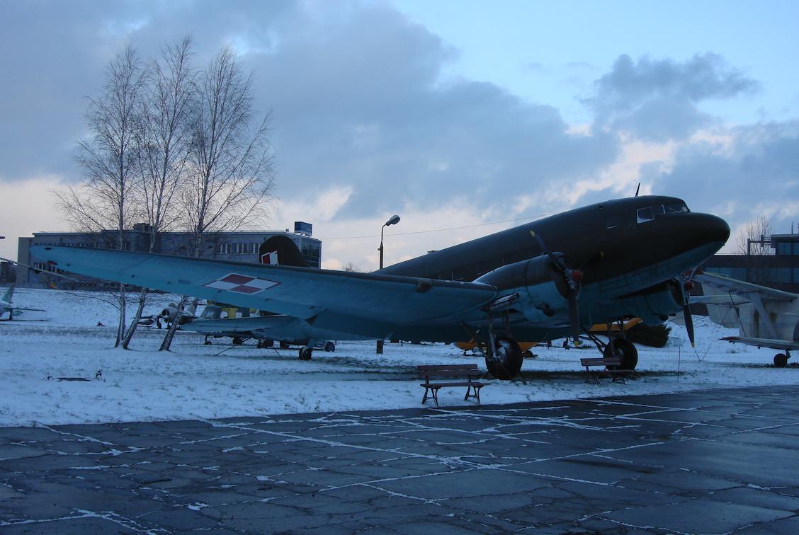 Li-2 nr 18439102 nb 027 Czyżyny 2008 rok. Zdjęcie Karol Placha Hetman