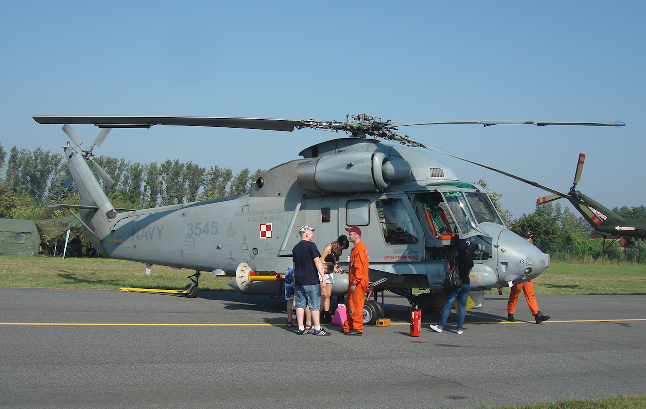 SH-2 G nb 3545. 2011 rok. Zdjęcie Karol Placha Hetman