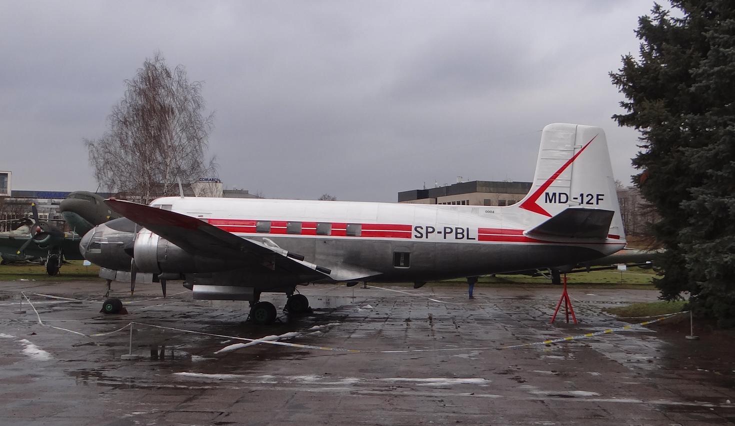 WSK Okęcie OKL MD-12 F. 2019 rok. Zdjęcie Karol Placha Hetman