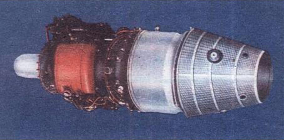 SO-3 W. 1988 rok. Zdjęcie WSK Rzeszów.