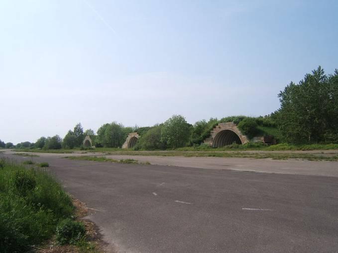 Schronohangary 2006r.