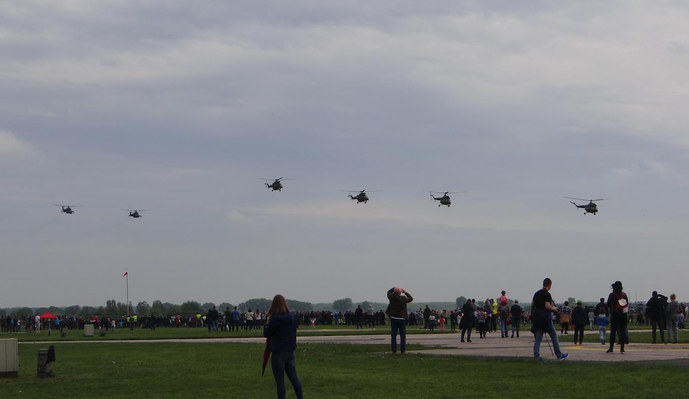 Feast of the 56th Air Base in Inowrocław. 2019. Photo by Karol Placha Hetman