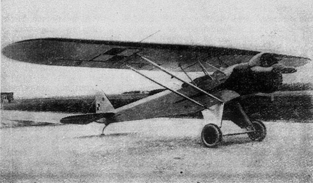 PZL S-1. Zdjęcie LAC