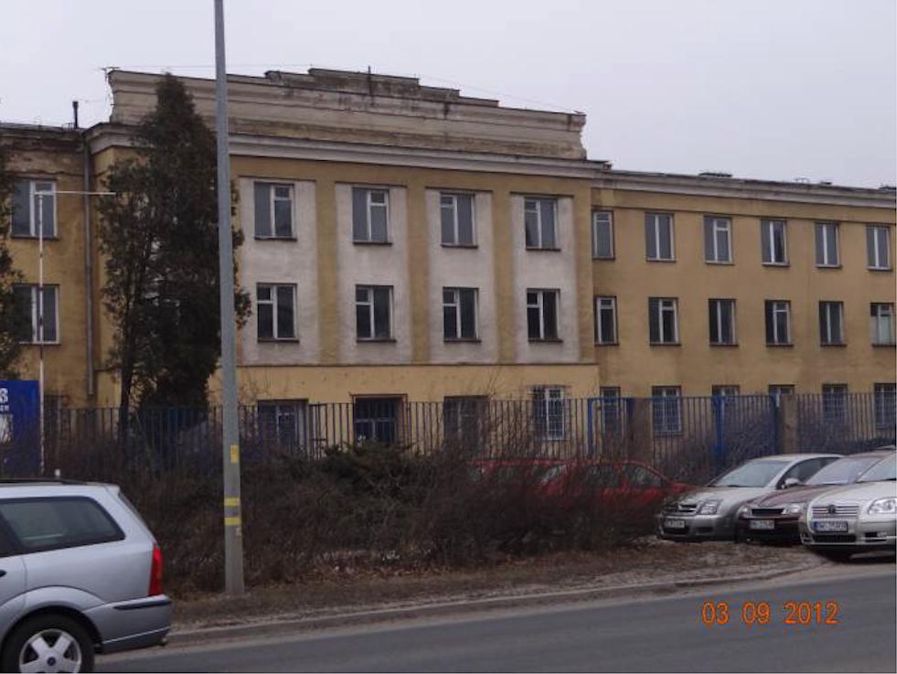 Główny były biurowiec WSK PZL Mielec. 2012 rok. Zdjęcie Karol Placha Hetman