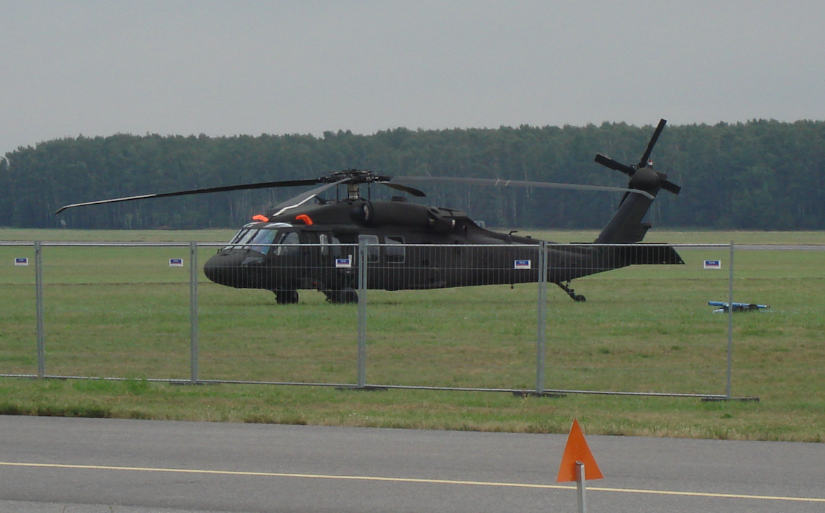 Black Hawk 2007 Photo Karol Placha Hetman