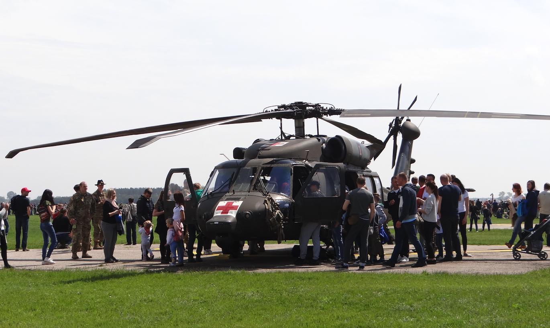Sikorsky Black Hawk SAR. Inowrocław. 2019. Photo by Karol Placha Hetman