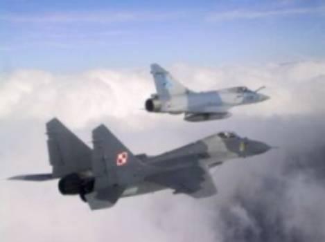 MiG-29 i Mirage