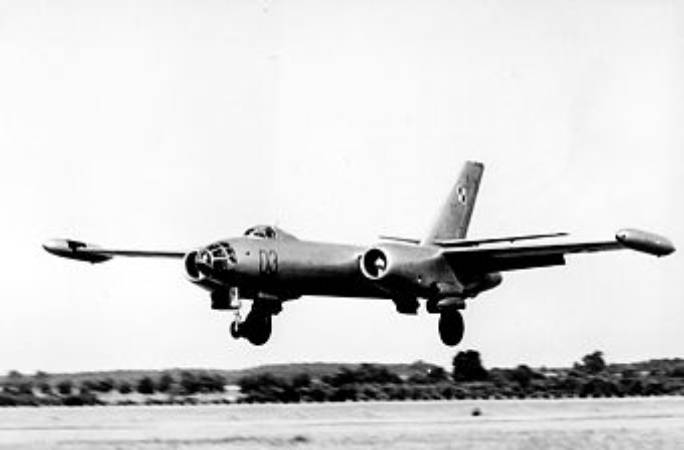 Lądowanie bombowca
