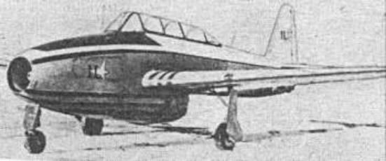 Jak-17 W, SP-GLM